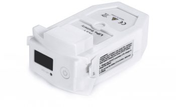 Smart battery – white with firmware 4.3 and higher