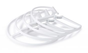 Propeller guards – white