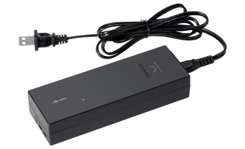 Power adapter – black
