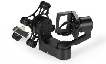 3-axis gimbal – black